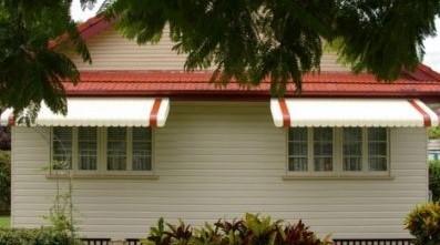 panel awnings