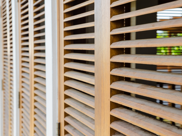 timber and pvc shutters wooden shutters