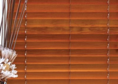 Timber and Timberlook Venetians